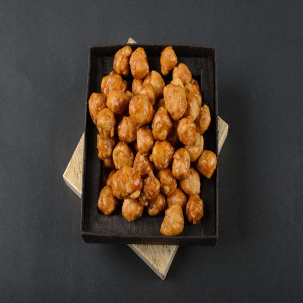 Karamellisierte Haselnüsse