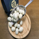 Mandeln Weißeschokolade mit kokos