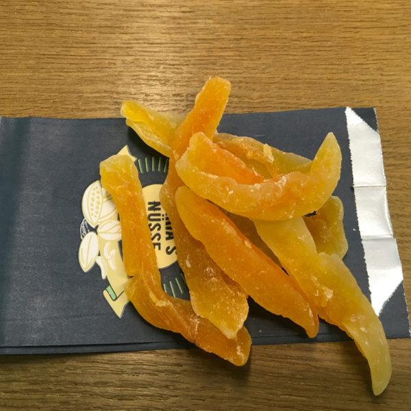 Melone Scheiben